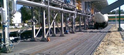 Hermetyzacja panelowa torowisk